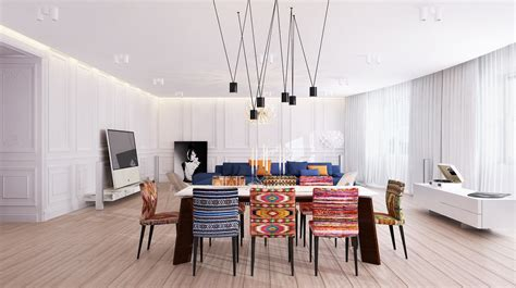 eclectic rooms eclectic dining room interior design ideas