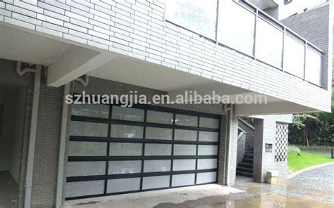 Cheap Aluminum Roller Door Sectional Garage Door Of by Sectional Aluminum Frame Glass Cheap Garage Doors View
