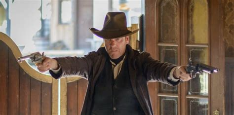 film cowboy young gun kiefer sutherland is hunted by his past in forsaken