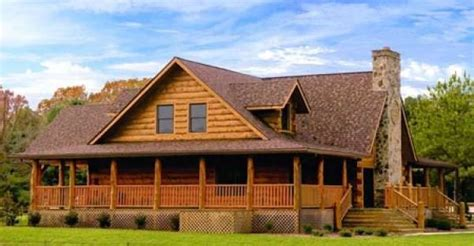 log cabin house plans with wrap around porches wow wrap
