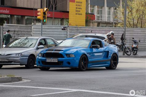 Auto Import Usa by Ford Mustang Shelby Gt500 2013 Big Blue By Usa Auto Import