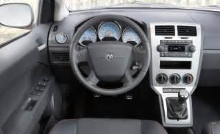 Dodge Caliber Srt4 Interior Car And Driver