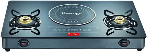 Termurah Selang Gas Original Top Gas prestige hybrid cook top stainless steel glass manual gas stove price in india buy prestige