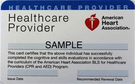 aha bls cards template free bay area bls cpr certification review study guide