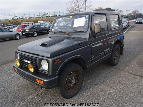 Suzuki Jimny 1990 1990 Suzuki Jimny Photos Informations Articles