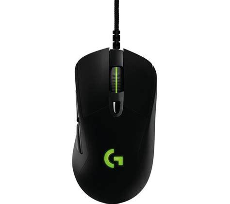 Dijamin Logitech G403 Prodigy Gaming Mouse logitech g403 prodigy optical gaming mouse deals pc world