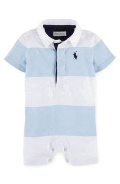 Ralph Baby Sleeper by Ralph Gingham Romper Infant If I A Boy This