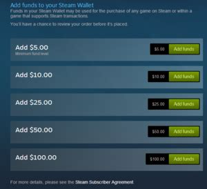 How To Add Money To Steam Wallet With Gift Card - steam wallet official tf2 wiki official team fortress wiki