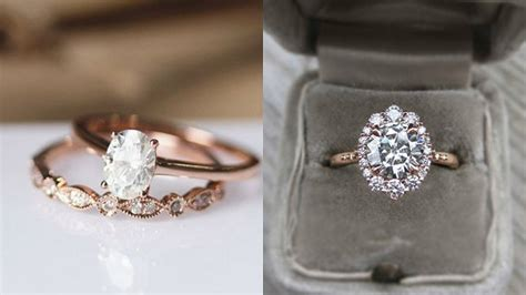 non engagement rings non traditional engagement rings luxedestinationweddings