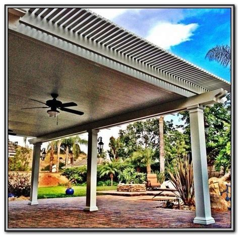 Patio Covers In Sacramento Alumawood Patio Covers Sacramento Patios Home