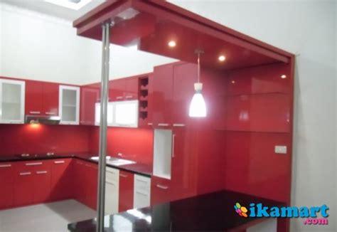 desain meja restaurant desain kitchenset plus meja bar peralatan rumah