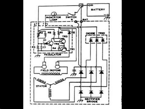 alternator wiring diagram ford 2 3 alternator