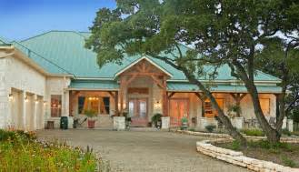 Typical House Style In Texas Austin Hill Country Homes Austin Custom Home Builder