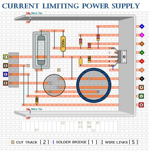 how to make a bench power supply how to build a simple current limiting bench power supply