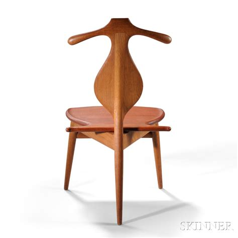 Hans Wegner by Hans Wegner Valet Chair Sale Number 2830b Lot Number
