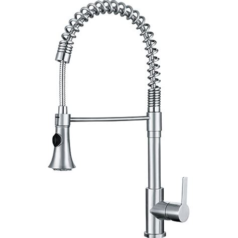 pro kitchen faucet franke ffpd20850 bern semi pro kitchen faucet with spray