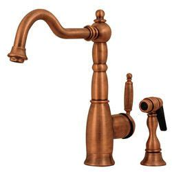 faucet com 2510 5103 08 in polished copper by newport brass 19 best images about copper kitchen faucets pot fillers