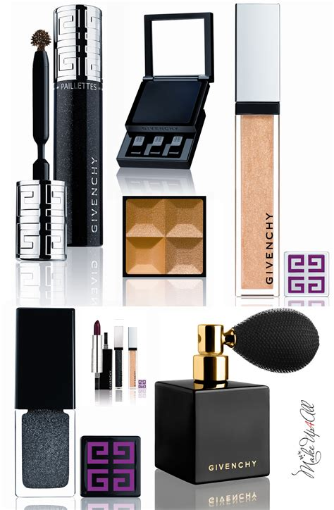 Makeup Givenchy givenchy nuit c 233 leste makeup collection for 2011