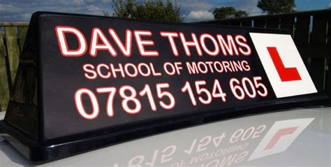 driving school headboards dave thoms school of motoring driving instructor in