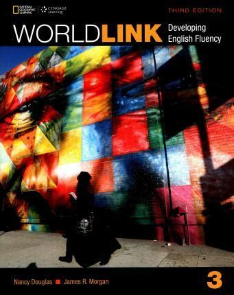 World Student Book 3 world link 3 student book with my world link 9781305651210
