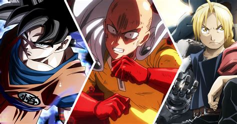 top   powerful anime characters   time ranked