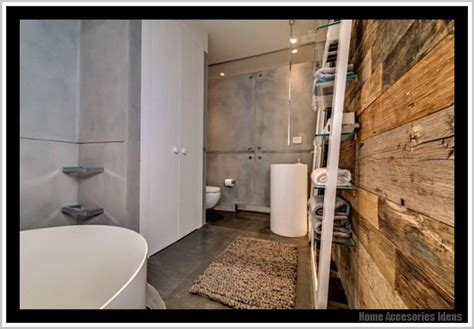 handtuchhalter für badezimmer badezimmer ideen rustikal