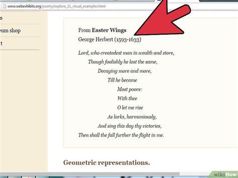 libro the geometry of type c 243 mo escribir caligramas 14 pasos con fotos wikihow