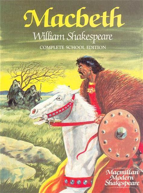 macbeth picture book quot macbeth quot
