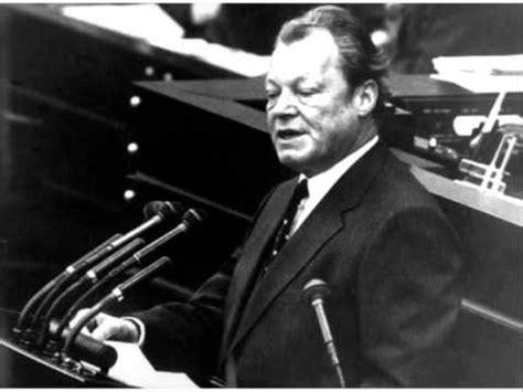 wir wollen mehr demokratie wagen 1969 10 28 willy brandt wir wollen mehr demokratie