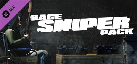 cheapest price to buy payday 2: gage sniper pack on the pc
