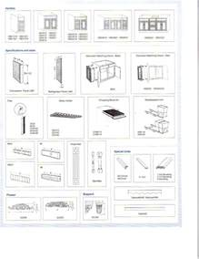 Stock Kitchen Cabinet Sizes by Kitchen Cabinets Sizes Neiltortorella Com