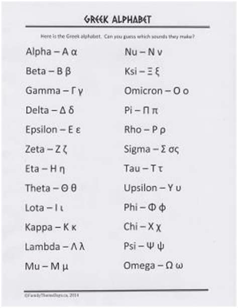 printable greek alphabet 17 best images about greek myths on pinterest greek