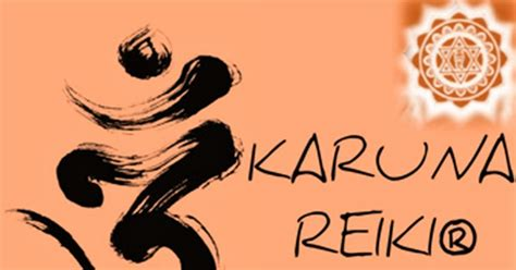 karuna reiki master certification program spirituality