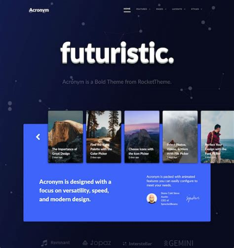 rocket theme templates rockettheme templates