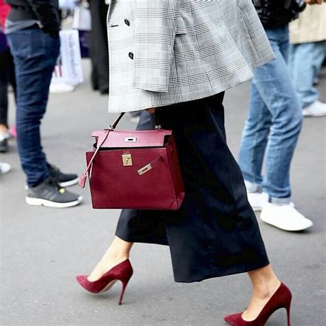 hermes streetstyle glamour fashion on Instagram