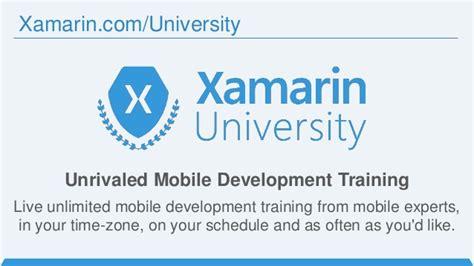 xamarin tutorial course introduction to xamarin forms