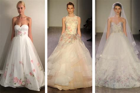 Wedding Dresses In New York by Top Wedding Dress Trends At New York Bridal Fashion Week
