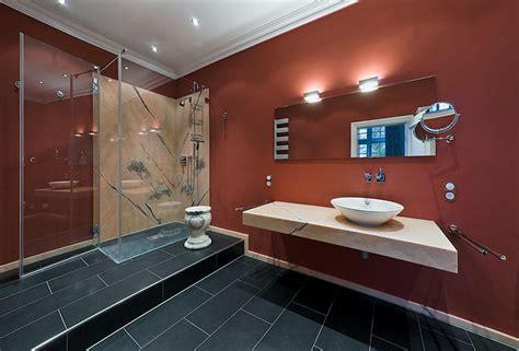 badezimmer marmorcountertops fishzero dusche mauern welche steine verschiedene