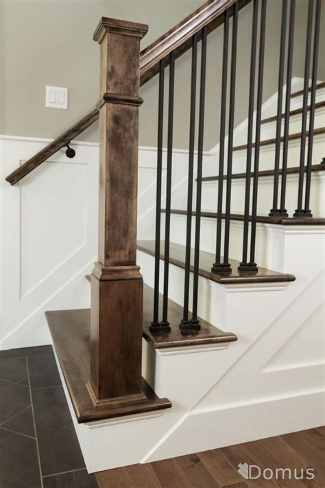 25 best ideas about stair railing on banister