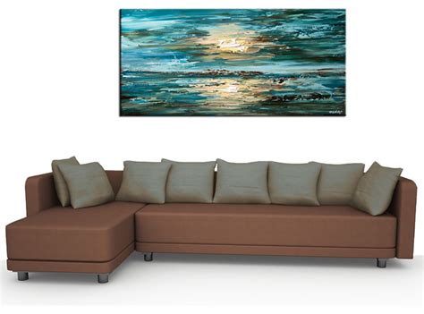 painting livingroom contemporary abstract paintings modern living room