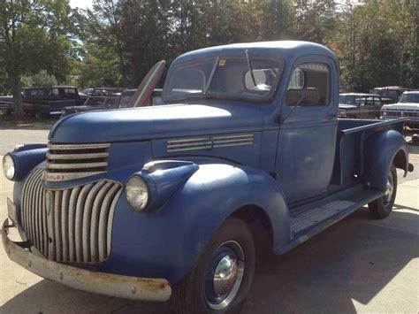 1942 chevrolet truck 1942 chevrolet for sale classiccars cc 908854