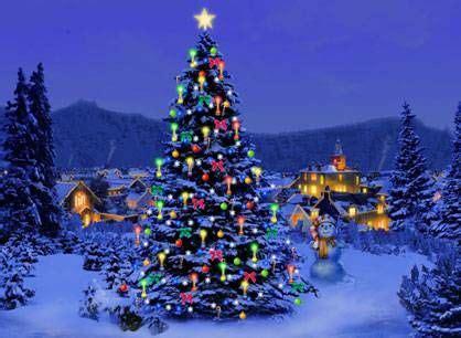 animated christmas lights desktop themes desktop