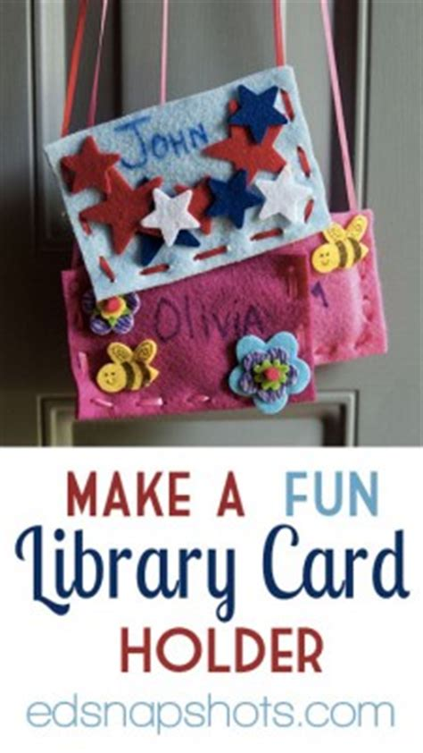 make a library card summer reading recap week 2