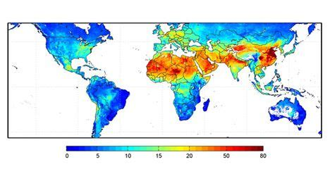 Air Quality Map World by New Map Shows Air Pollution Throughout The World Treehugger
