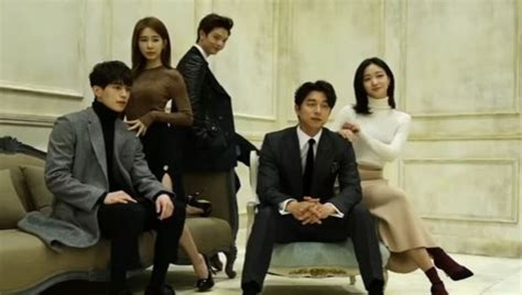 goblin cast interview tvn dramas goblin another oh hae young big winners at