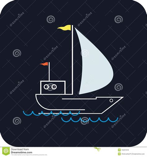 waves boat club prices yacht sailboat royalty free stock photos image 15231318
