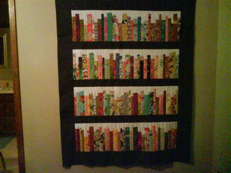 quilt pattern library bookshelf quilt by diannemc from the quilitngboard com