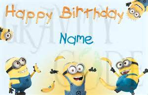 minion birthday quotes quotesgram