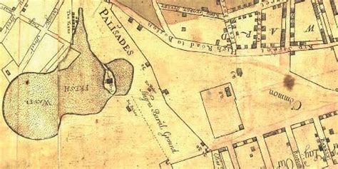 american burial grounds map festival commemorates 25th anniversary of the