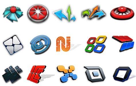 psd logo templates 5 free vector logo template